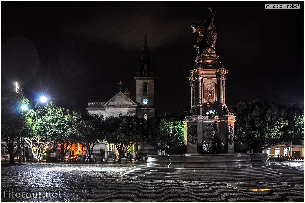 Fabio's LifeTour - Brazil (2015 April-June and October) - Manaus - City - Teatro Amazonas - exterior - 1690