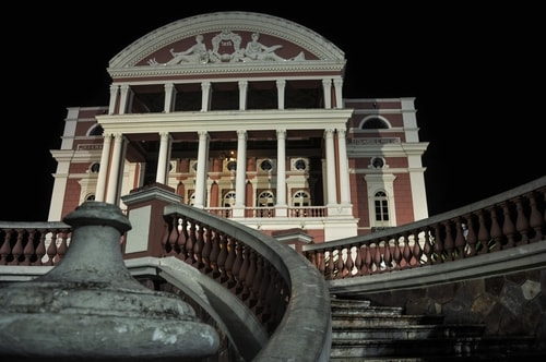 Fabio's LifeTour - Brazil (2015 April-June and October) - Manaus - City - Teatro Amazonas - exterior - 2366 cover