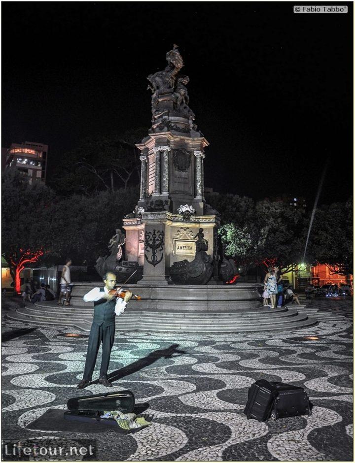 Fabio's LifeTour - Brazil (2015 April-June and October) - Manaus - City - Teatro Amazonas - exterior - 5941