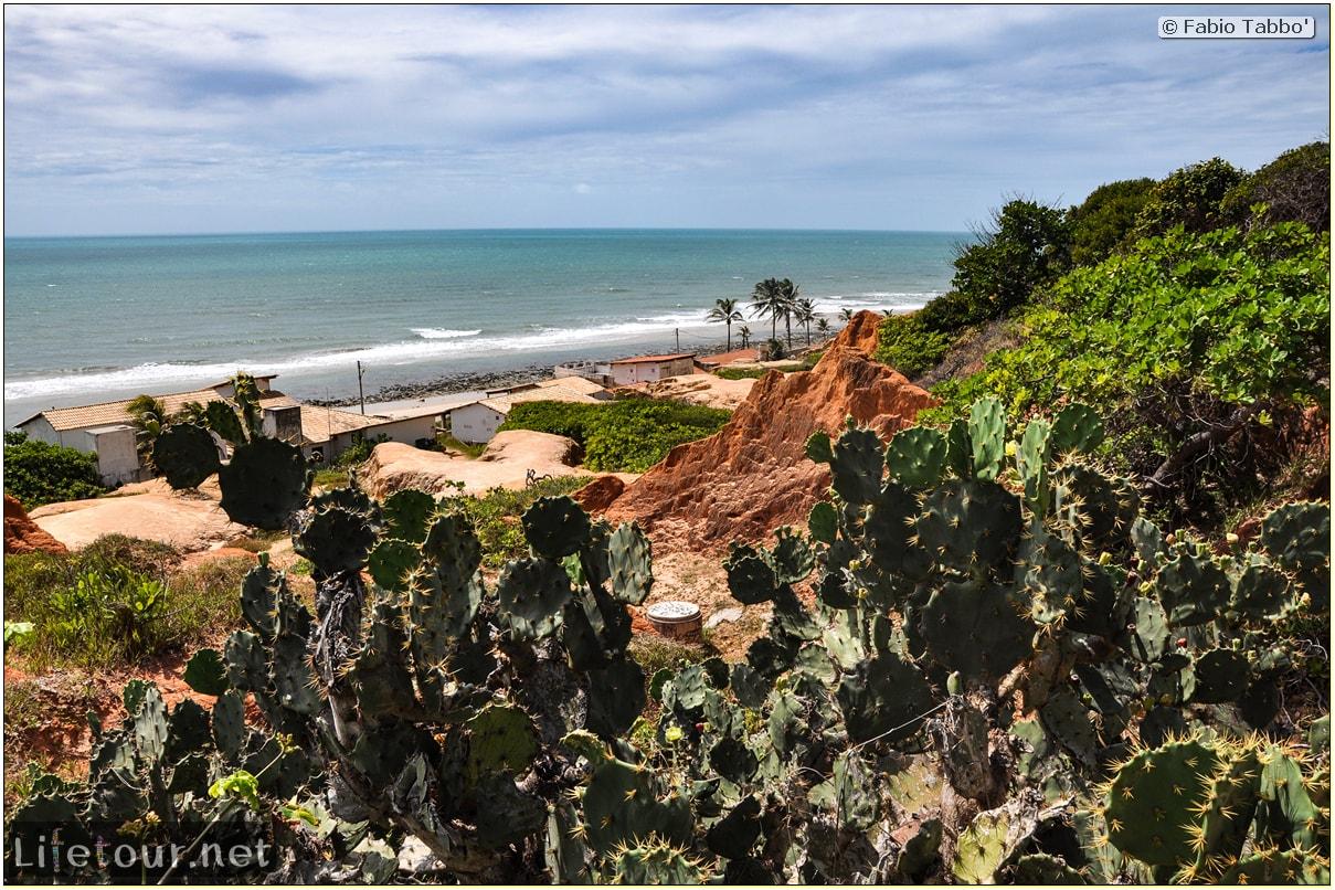 Fabio's LifeTour - Brazil (2015 April-June and October) - Morro Branco - City - 2885