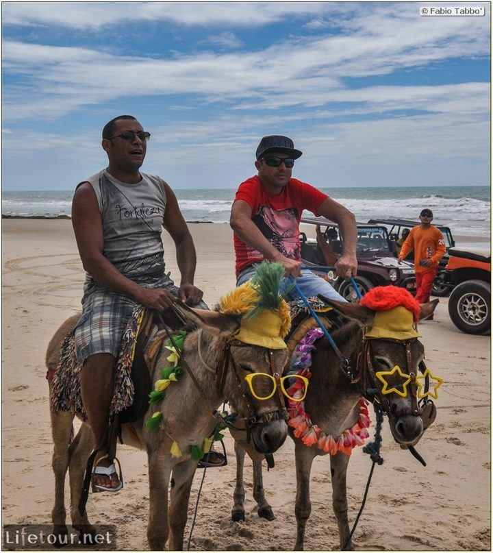 Fabio's LifeTour - Brazil (2015 April-June and October) - Morro Branco - Dune Buggy racing - 4918