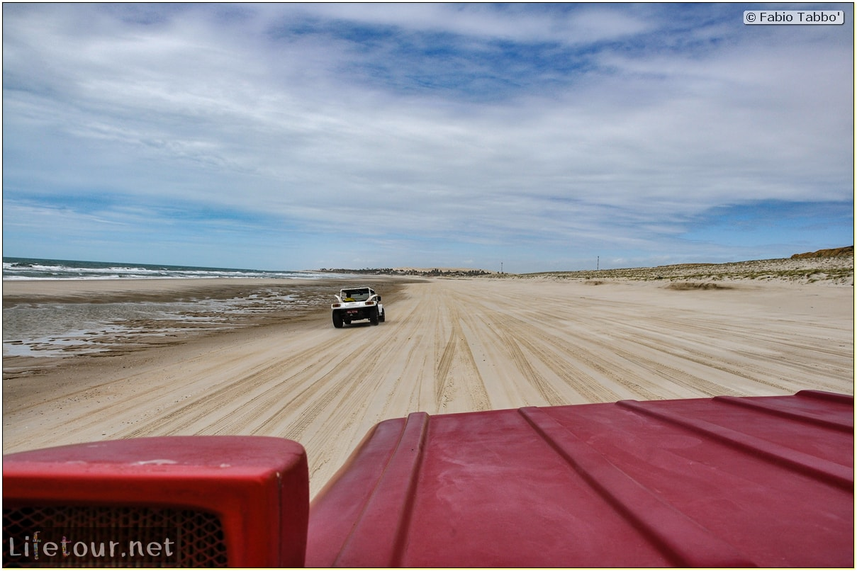 Fabio's LifeTour - Brazil (2015 April-June and October) - Morro Branco - Dune Buggy racing - 5940 cover