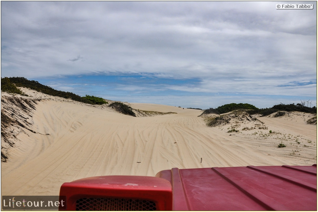 Fabio's LifeTour - Brazil (2015 April-June and October) - Morro Branco - Dune Buggy racing - 6164
