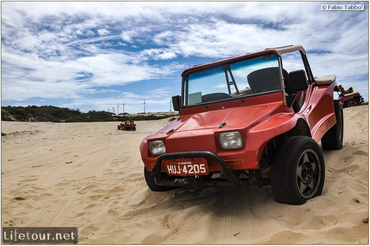 Fabio's LifeTour - Brazil (2015 April-June and October) - Morro Branco - Dune Buggy racing - 6558