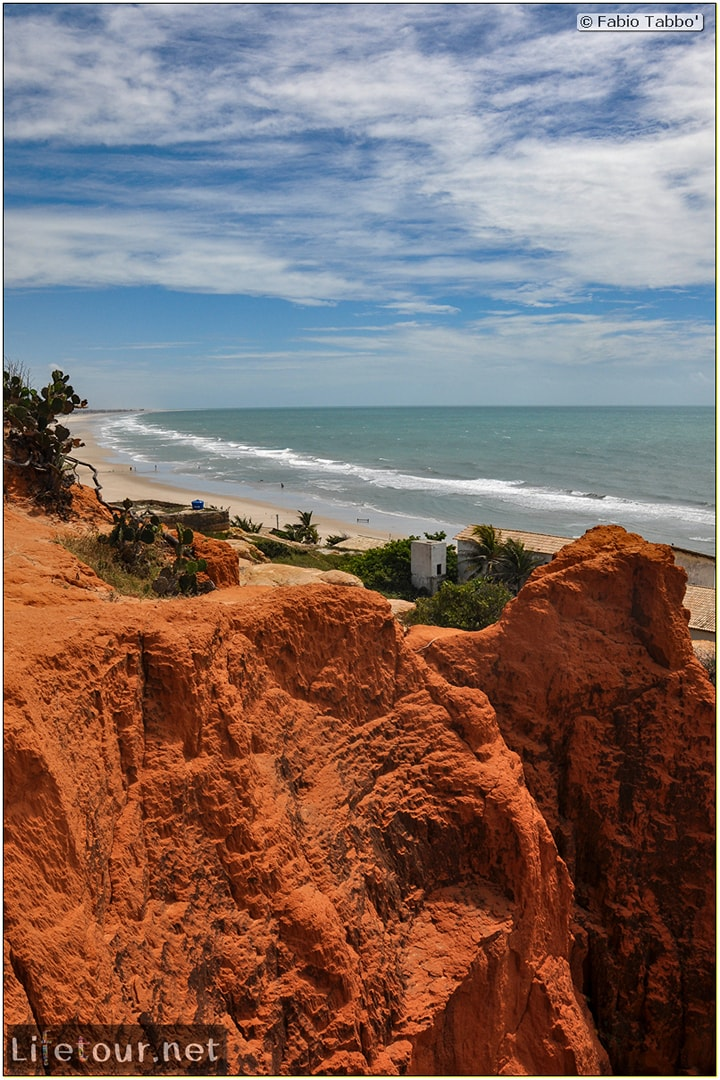 Fabio's LifeTour - Brazil (2015 April-June and October) - Morro Branco - Falesias de Beberibe - 3356 cover