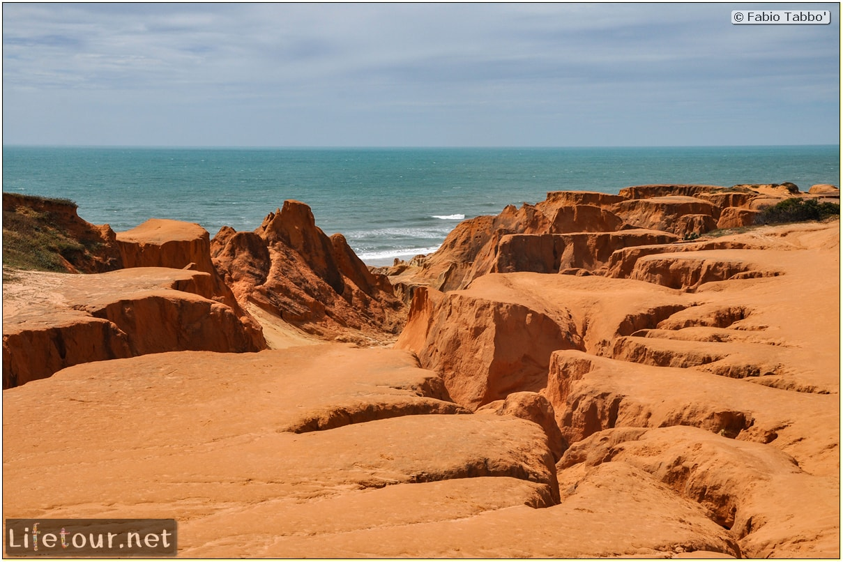 Fabio's LifeTour - Brazil (2015 April-June and October) - Morro Branco - Falesias de Beberibe - 4007
