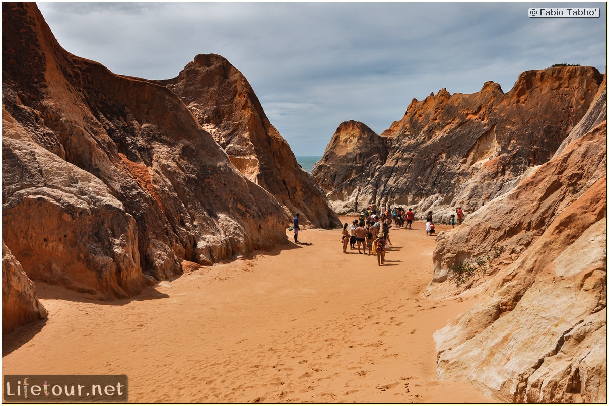Fabio's LifeTour - Brazil (2015 April-June and October) - Morro Branco - Falesias de Beberibe - 4330 cover