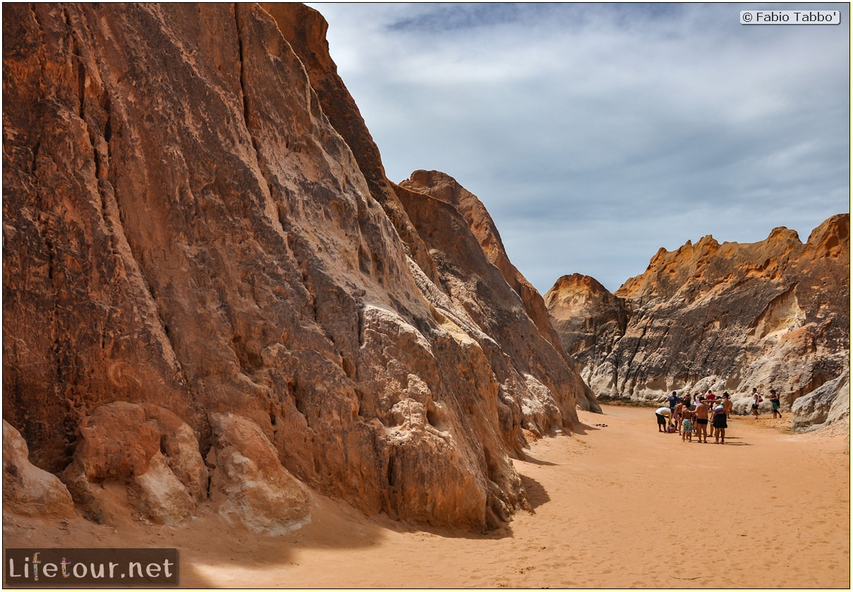 Fabio's LifeTour - Brazil (2015 April-June and October) - Morro Branco - Falesias de Beberibe - 4365