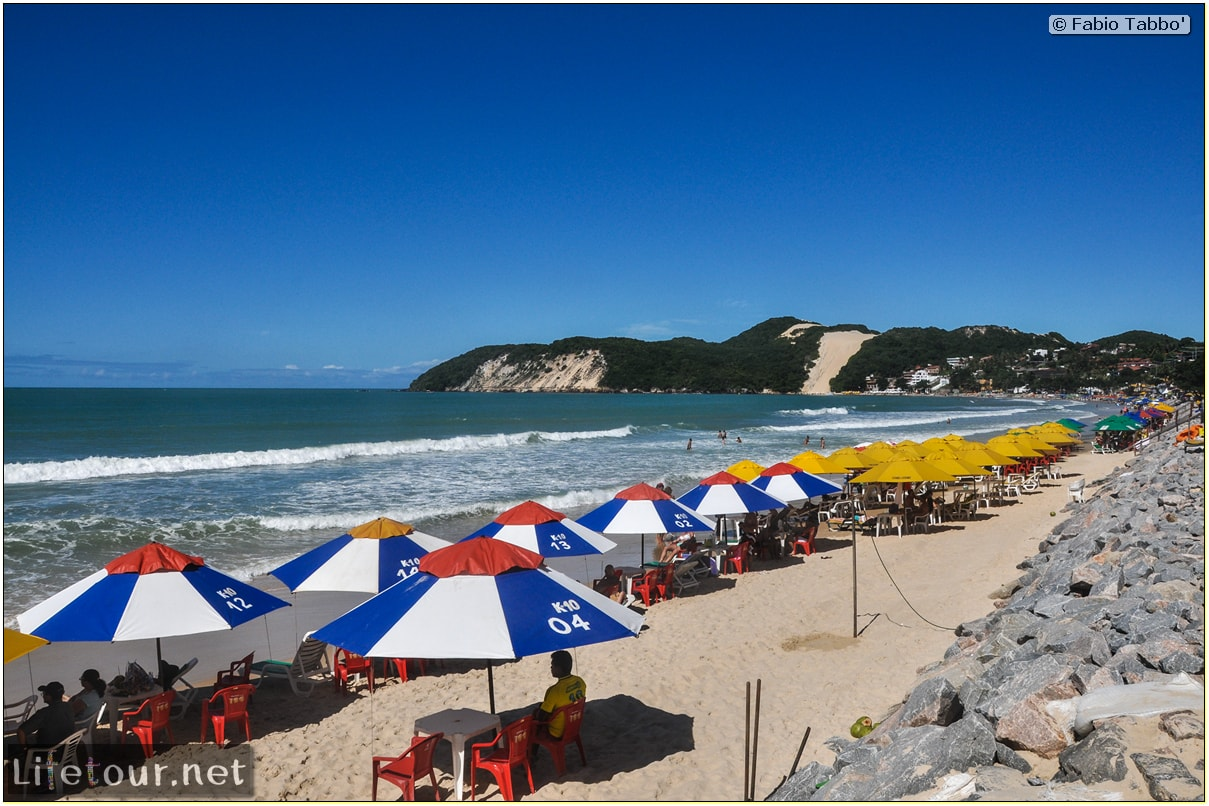 Fabio's LifeTour - Brazil (2015 April-June and October) - Natal - Ponta Negra - 1895