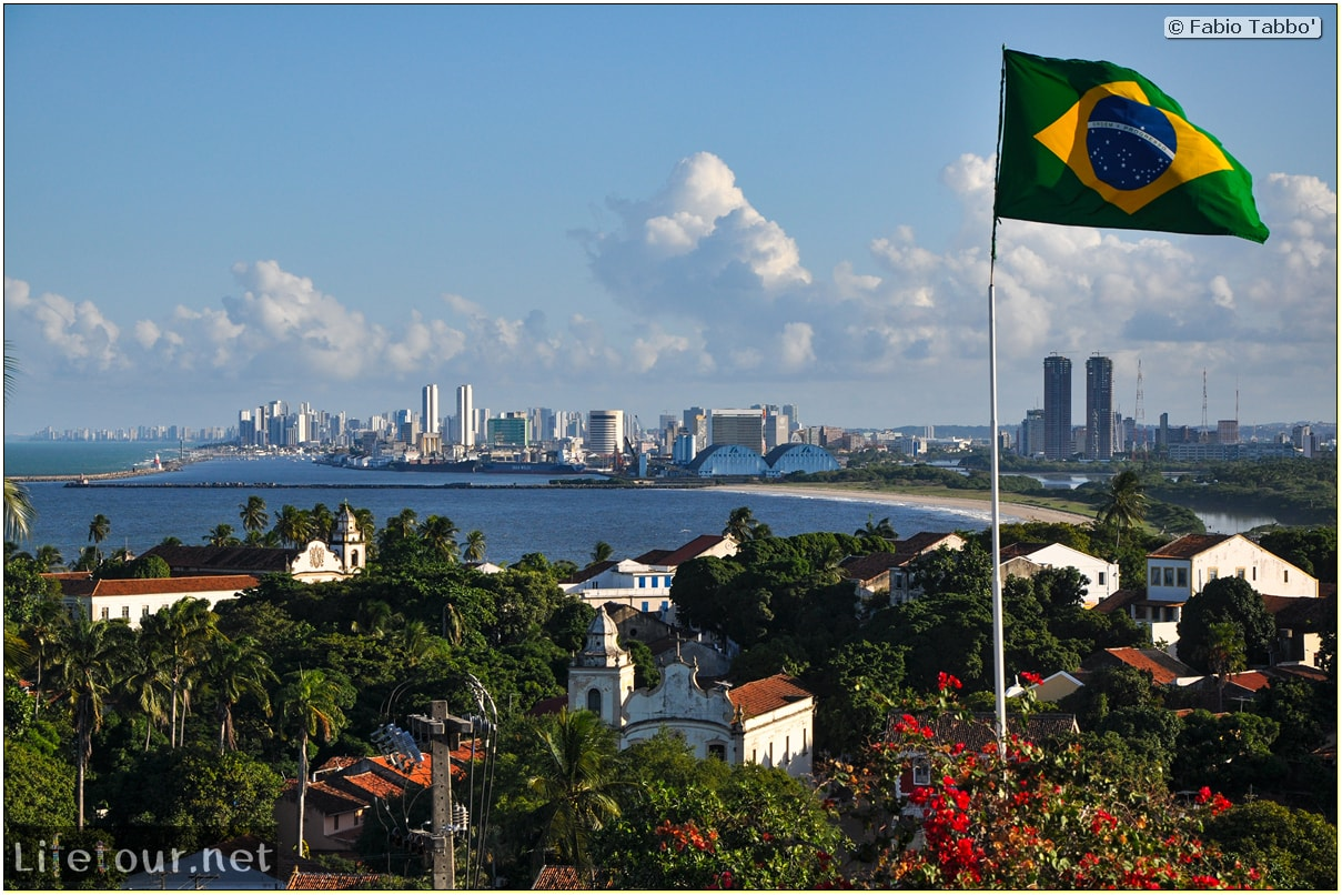 Fabio's LifeTour - Brazil (2015 April-June and October) - Olinda - Alto Da Sé - 4833 cover