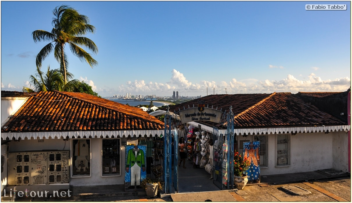 Fabio's LifeTour - Brazil (2015 April-June and October) - Olinda - Alto Da Sé - 5539