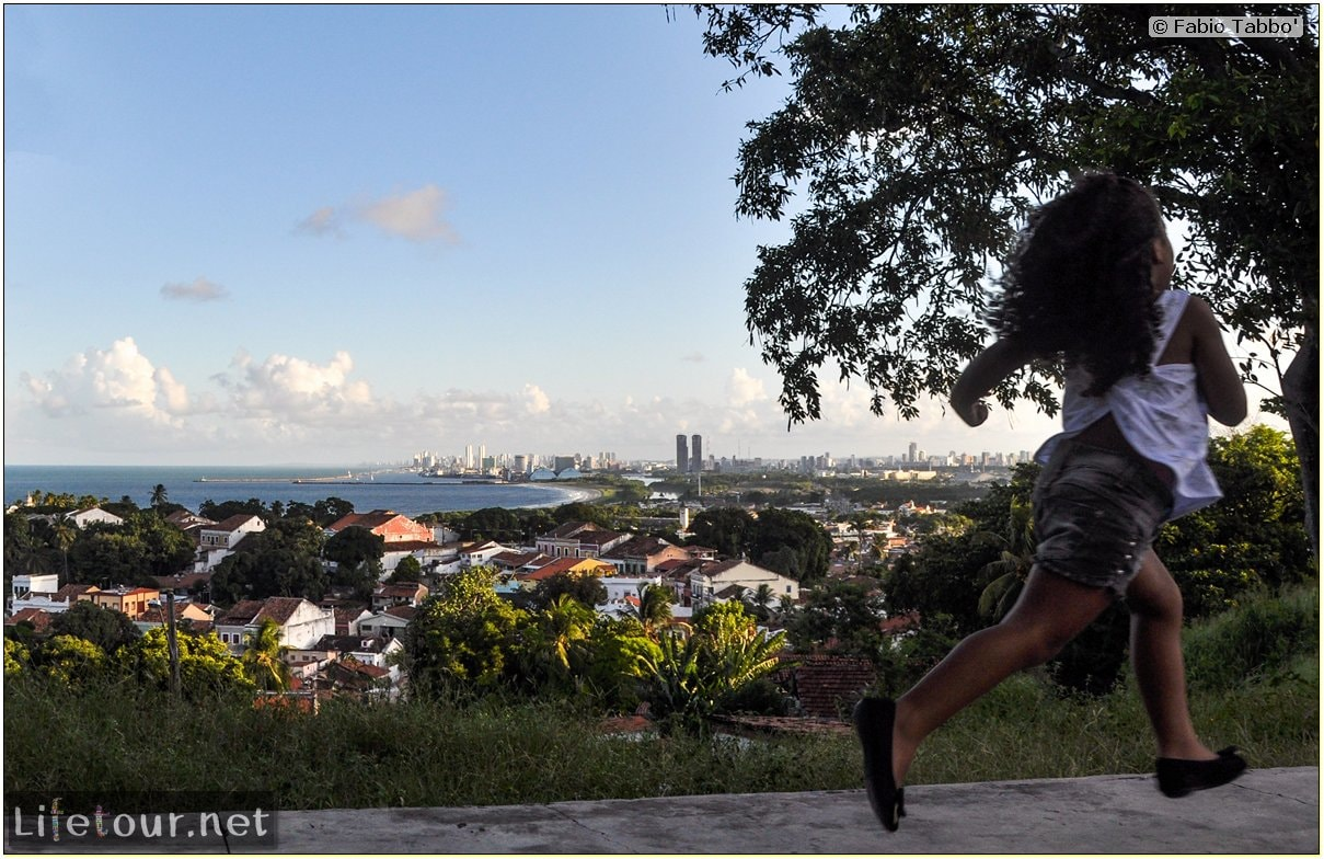 Fabio's LifeTour - Brazil (2015 April-June and October) - Olinda - Alto Da Sé - 6705