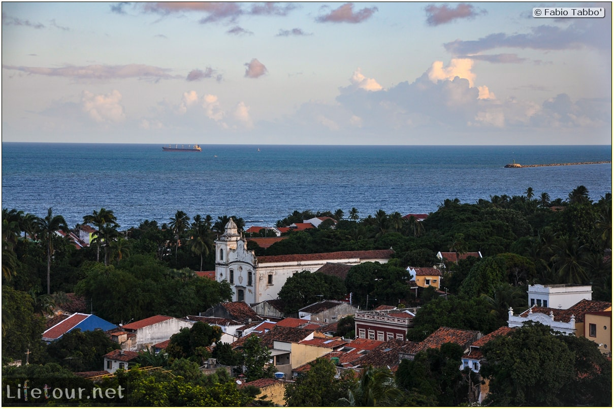 Fabio's LifeTour - Brazil (2015 April-June and October) - Olinda - Alto Da Sé - 6803