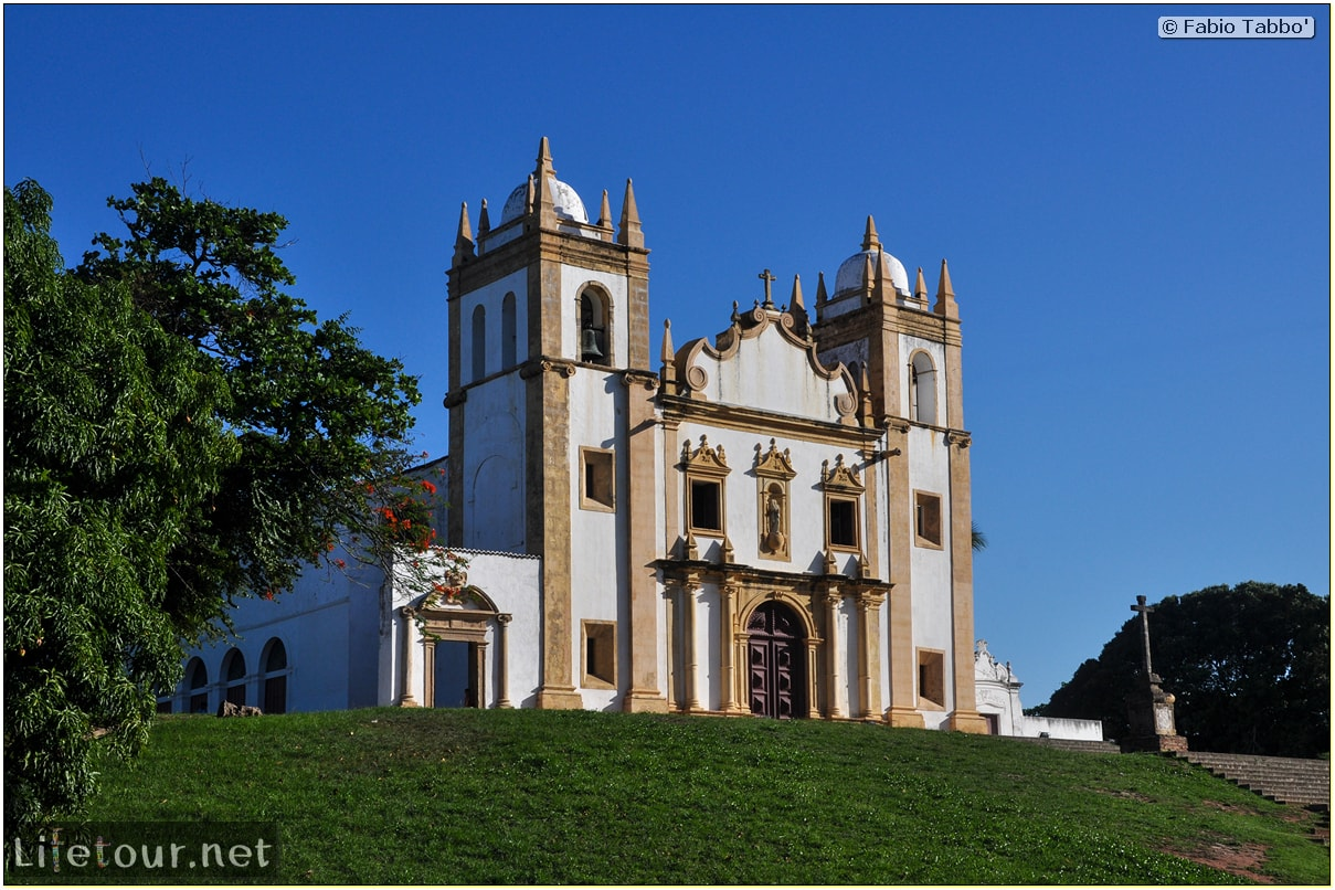 Fabio's LifeTour - Brazil (2015 April-June and October) - Olinda - Igreja do Carmo - 2399