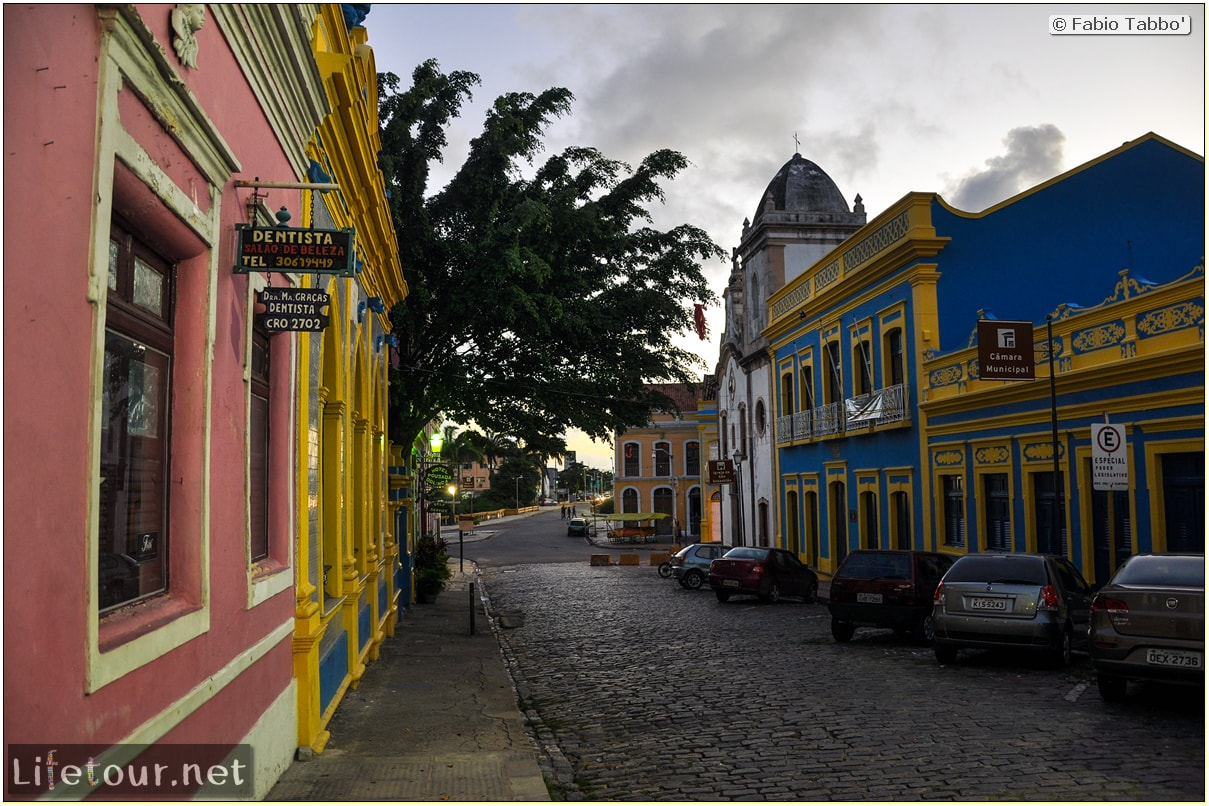 Fabio's LifeTour - Brazil (2015 April-June and October) - Olinda - Mosteiro de S¦o Bento - 8697