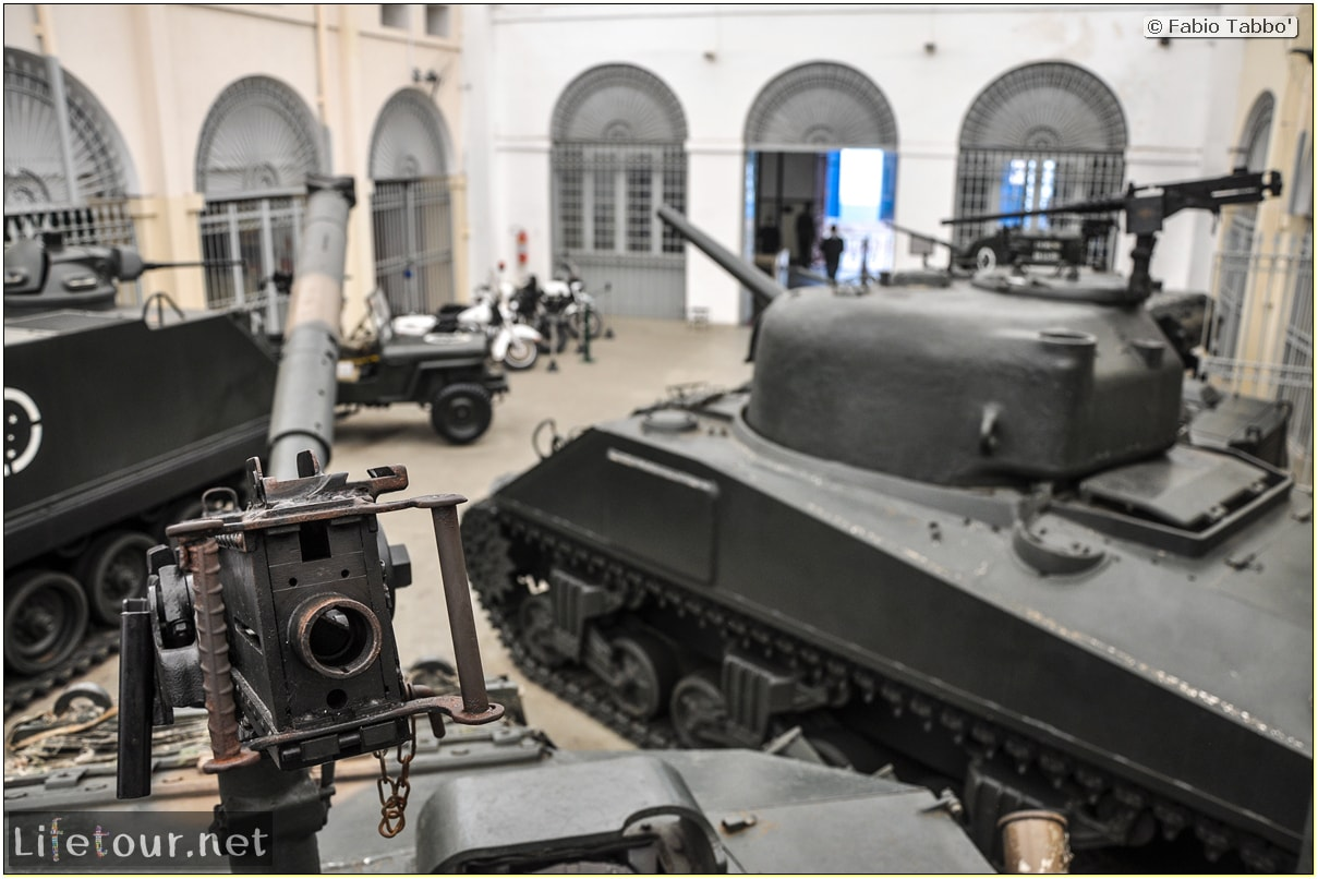Fabio's LifeTour - Brazil (2015 April-June and October) - Porto Alegre - Military Museum - 10578