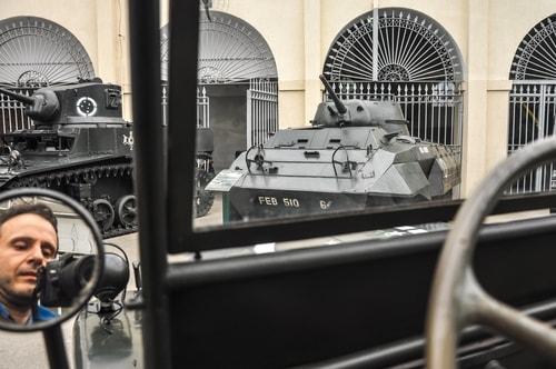 Fabio's LifeTour - Brazil (2015 April-June and October) - Porto Alegre - Military Museum - 10770 cover