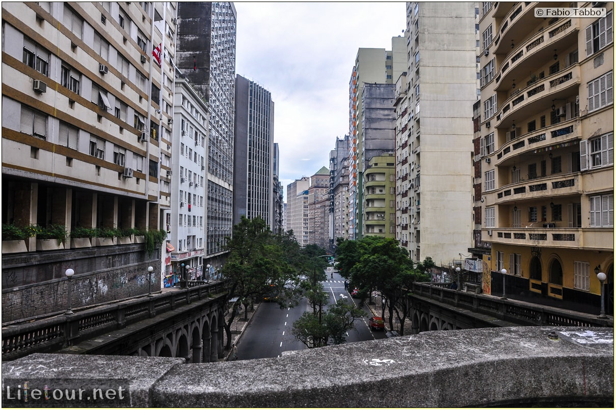 Fabio's LifeTour - Brazil (2015 April-June and October) - Porto Alegre - Other pictures historical center - 11088