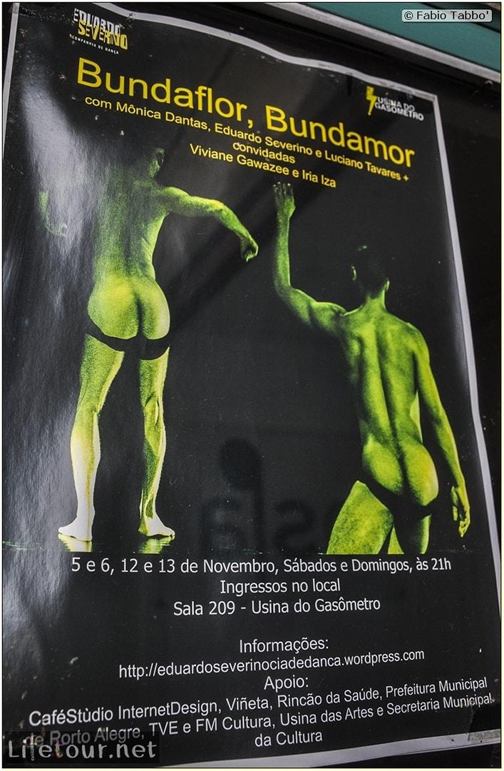 Fabio's LifeTour - Brazil (2015 April-June and October) - Porto Alegre - Usina del Gasómetro - 9551 cover