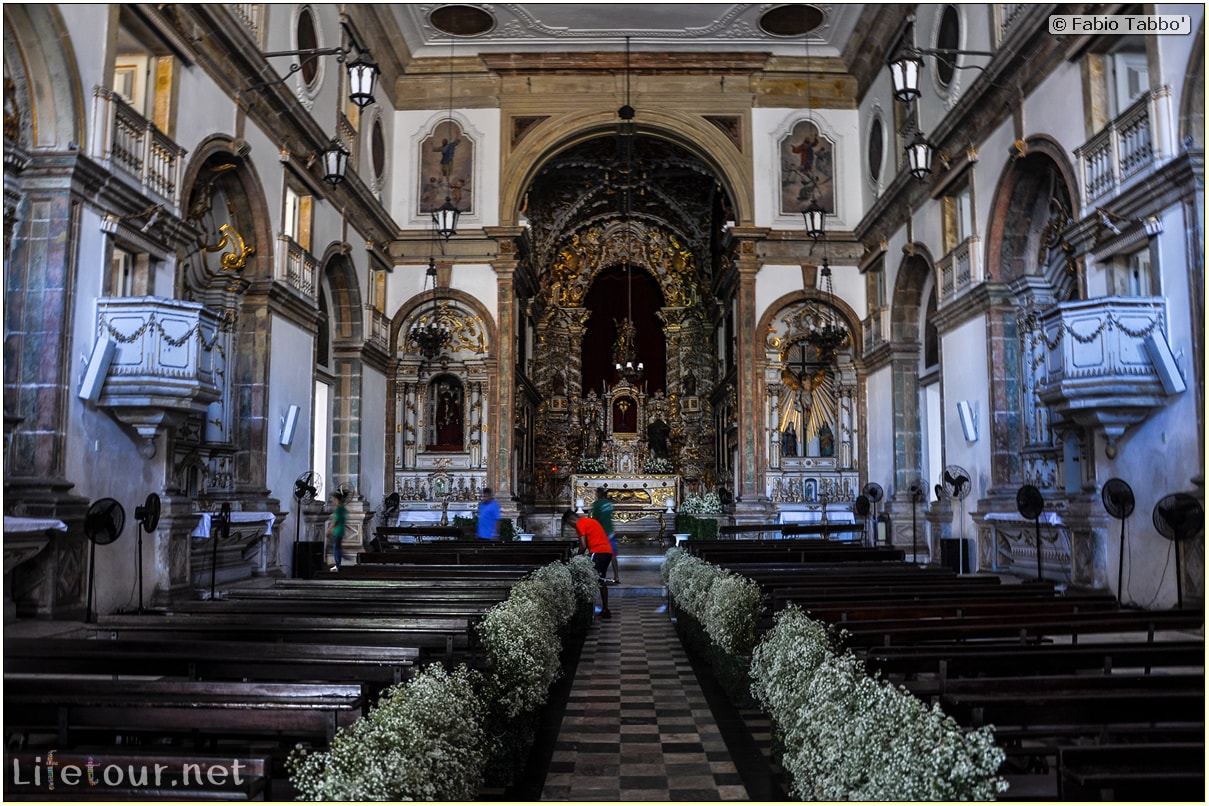 Fabio's LifeTour - Brazil (2015 April-June and October) - Recife - Recife Antigo - Igreja da Madre de Deus - 5088 cover