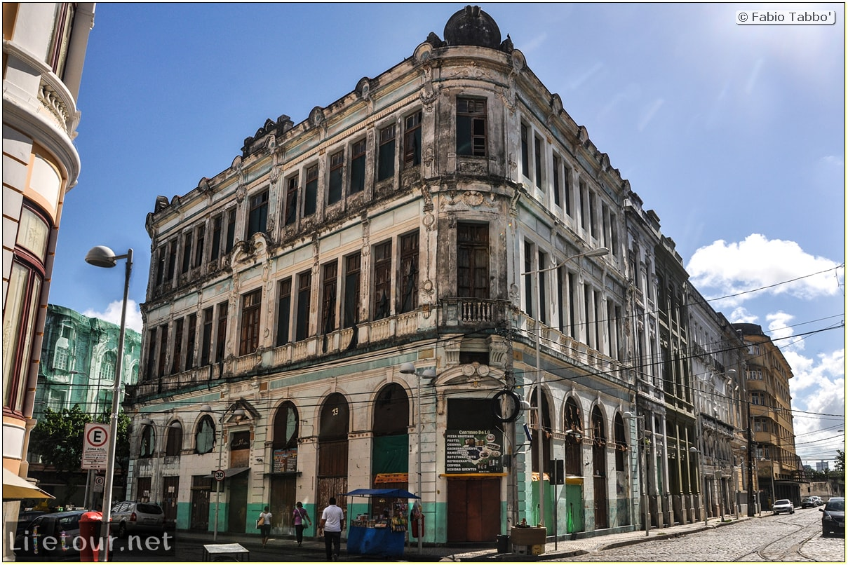Fabio's LifeTour - Brazil (2015 April-June and October) - Recife - Recife Antigo - Other pictures historical center - 4231