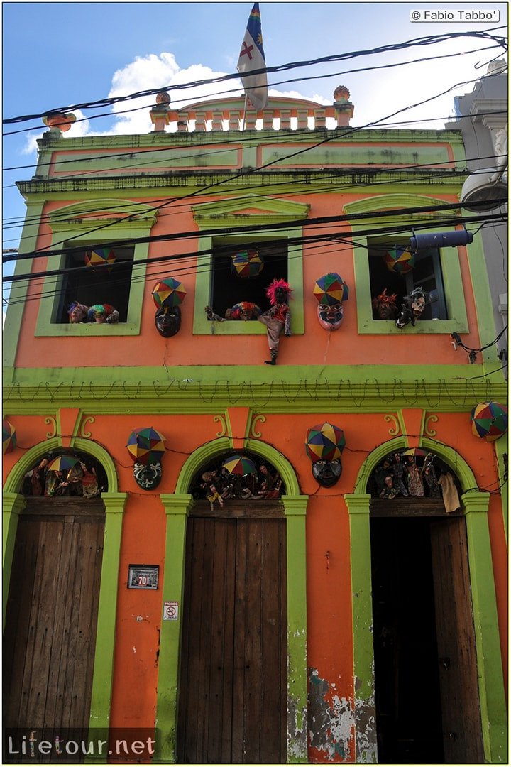 Fabio's LifeTour - Brazil (2015 April-June and October) - Recife - Recife Antigo - Other pictures historical center - 4364