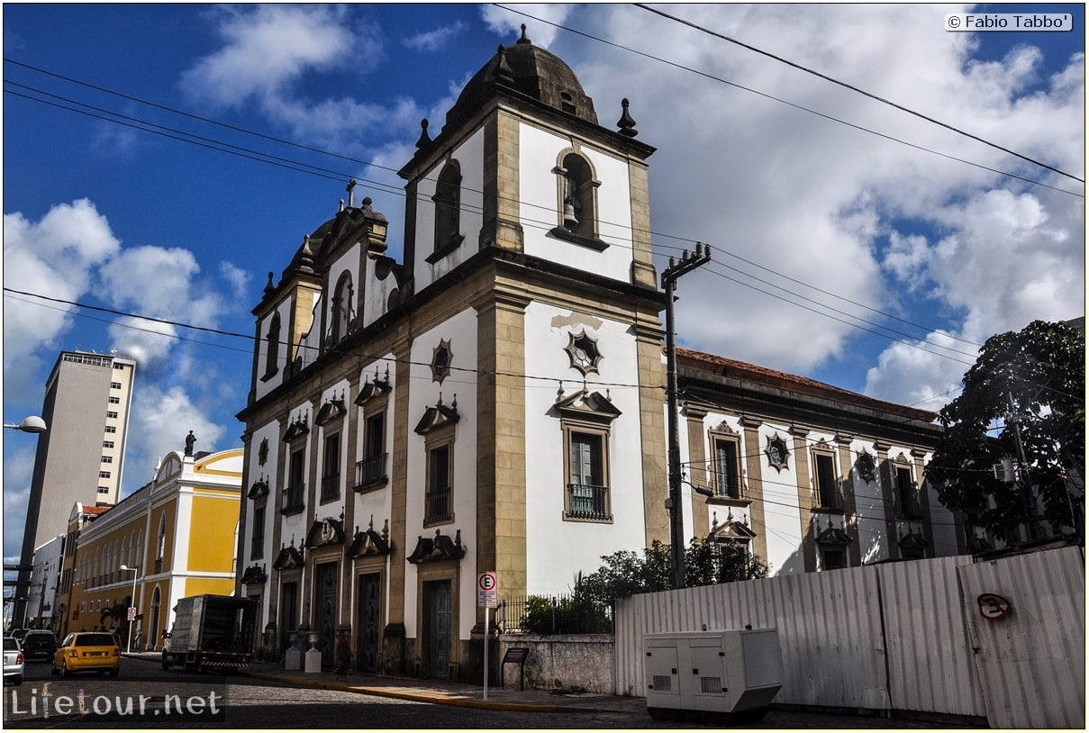 Fabio's LifeTour - Brazil (2015 April-June and October) - Recife - Recife Antigo - Other pictures historical center - 4485