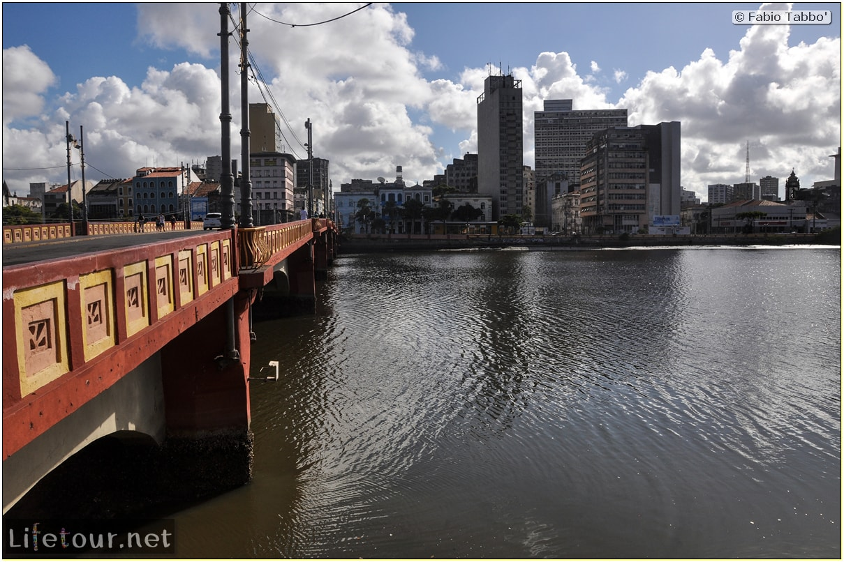 Fabio's LifeTour - Brazil (2015 April-June and October) - Recife - Recife Antigo - Other pictures historical center - 5250