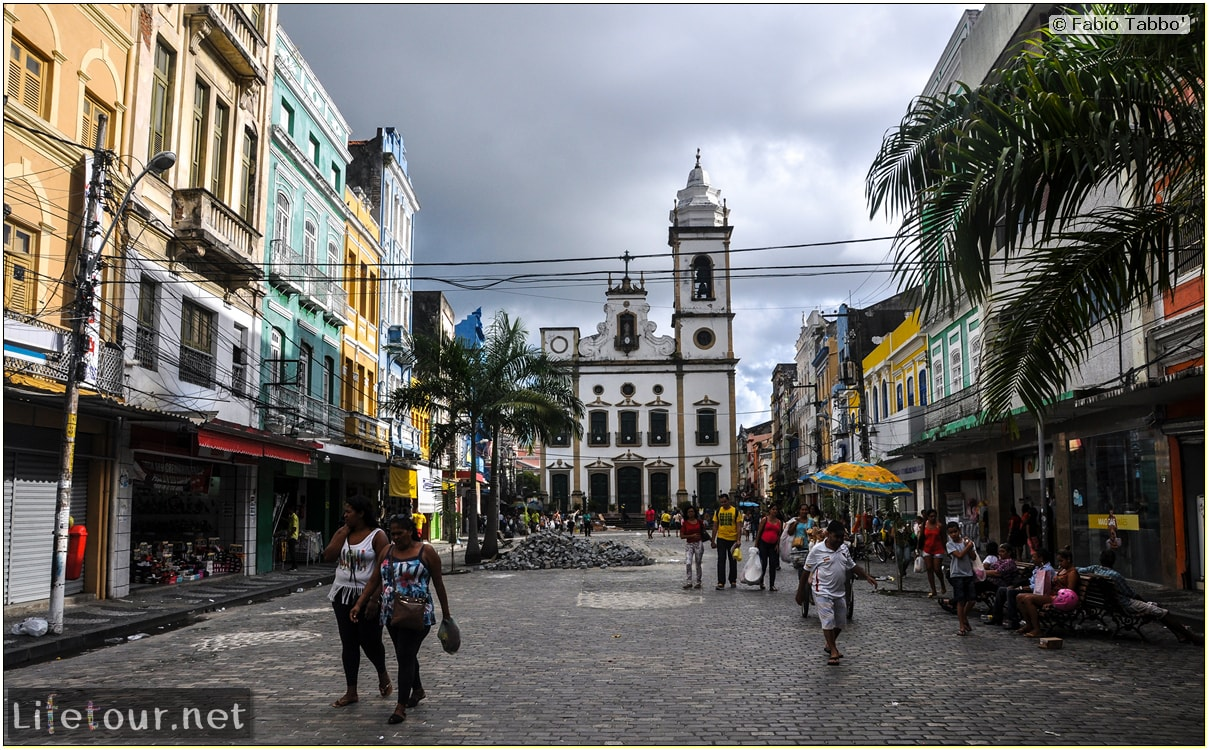 Fabio's LifeTour - Brazil (2015 April-June and October) - Recife - Recife Antigo - Other pictures historical center - 6524 cover