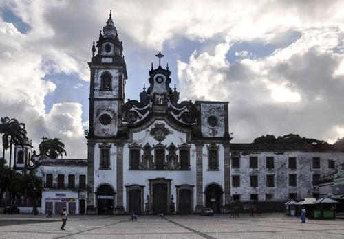 Fabio's LifeTour - Brazil (2015 April-June and October) - Recife - Recife Antigo - Other pictures historical center - 6832 cover