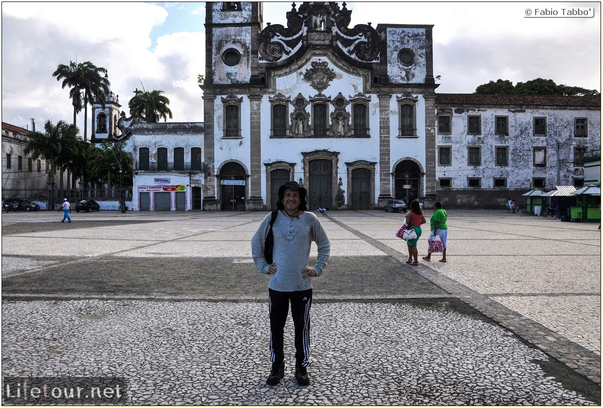 Fabio's LifeTour - Brazil (2015 April-June and October) - Recife - Recife Antigo - Other pictures historical center - 6895