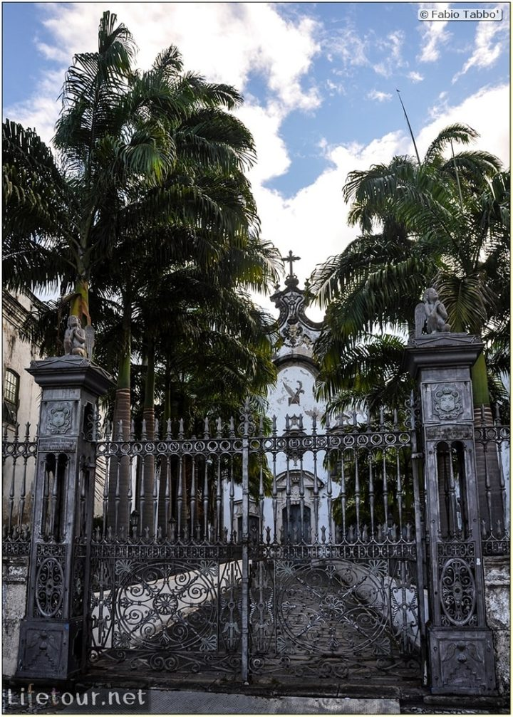 Fabio's LifeTour - Brazil (2015 April-June and October) - Recife - Recife Antigo - Other pictures historical center - 7004