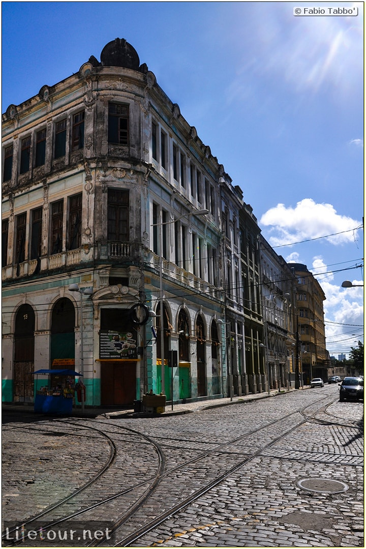 Fabio's LifeTour - Brazil (2015 April-June and October) - Recife - Recife Antigo - historical center - 4048 cover