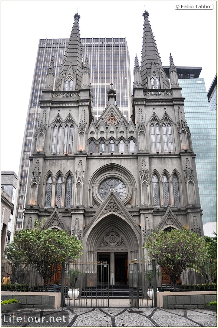 Fabio's LifeTour - Brazil (2015 April-June and October) - Rio De Janeiro - Catedral Presbiteriana do Rio - 1828