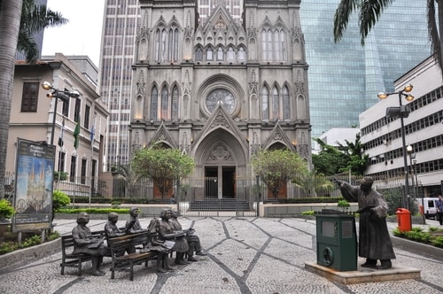 Fabio's LifeTour - Brazil (2015 April-June and October) - Rio De Janeiro - Catedral Presbiteriana do Rio - 2169 cover