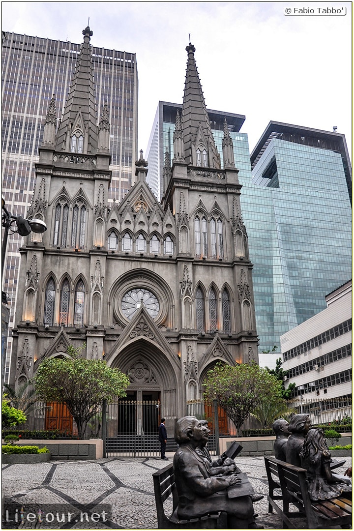 Fabio's LifeTour - Brazil (2015 April-June and October) - Rio De Janeiro - Catedral Presbiteriana do Rio - 2620