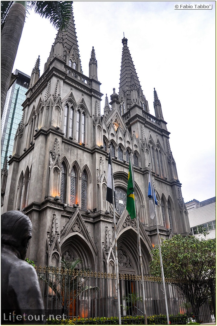 Fabio's LifeTour - Brazil (2015 April-June and October) - Rio De Janeiro - Catedral Presbiteriana do Rio - 2976