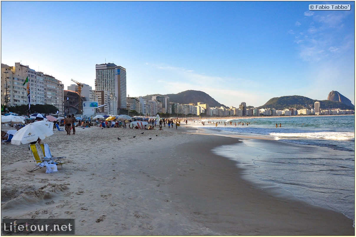 Fabio's LifeTour - Brazil (2015 April-June and October) - Rio De Janeiro - Copacabana beach - 3745