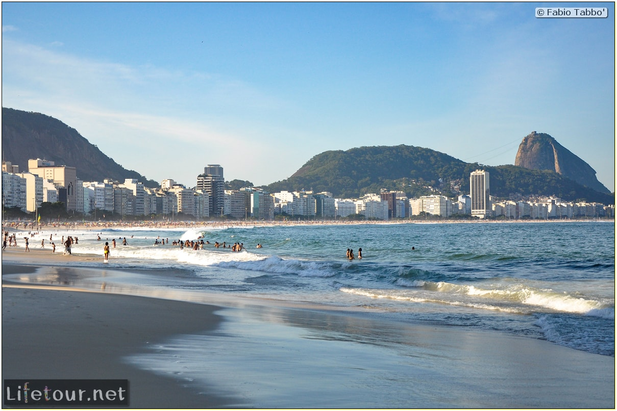 Fabio's LifeTour - Brazil (2015 April-June and October) - Rio De Janeiro - Copacabana beach - 3903