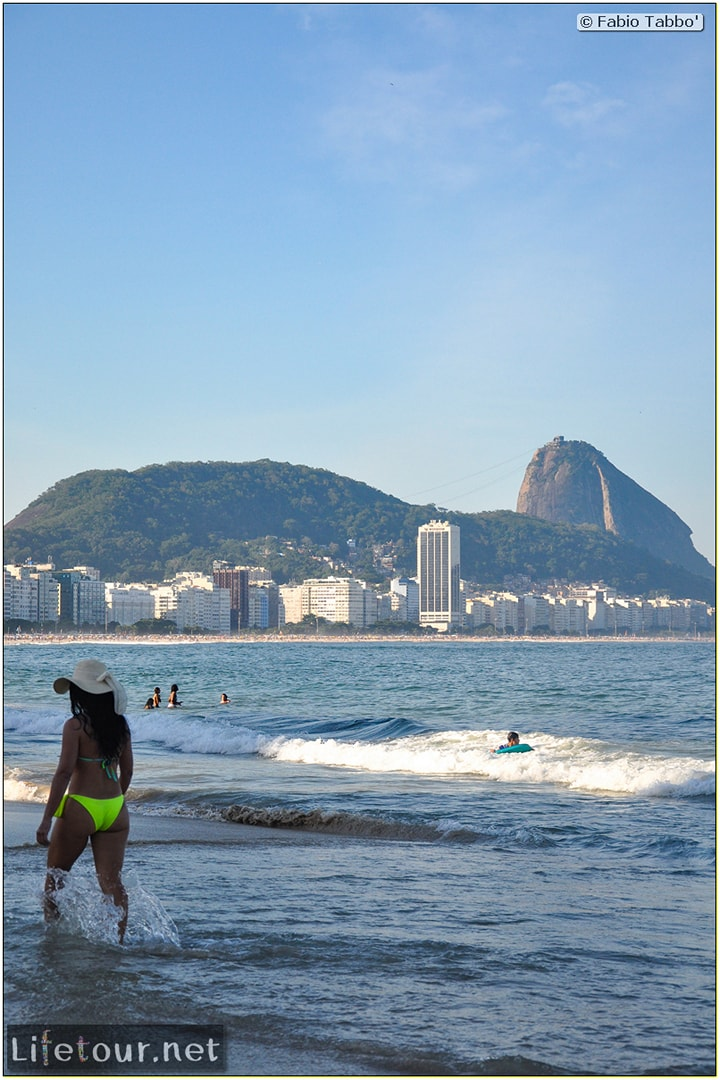 Fabio's LifeTour - Brazil (2015 April-June and October) - Rio De Janeiro - Copacabana beach - 4047