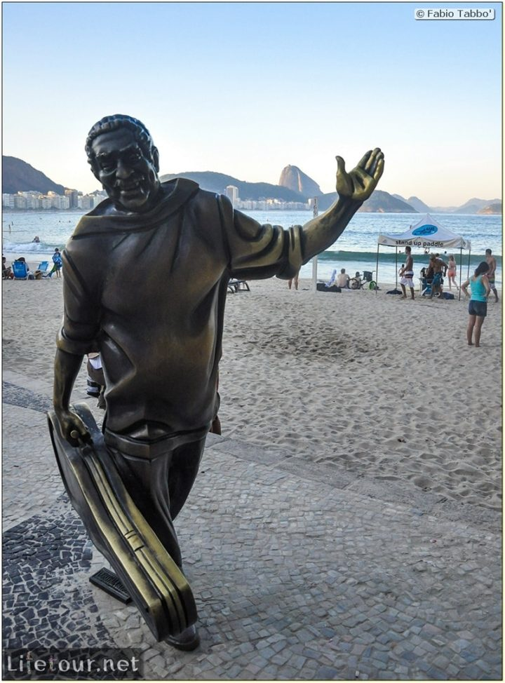 Fabio's LifeTour - Brazil (2015 April-June and October) - Rio De Janeiro - Copacabana beach - 6964