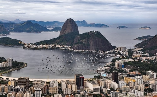 Fabio's LifeTour - Brazil (2015 April-June and October) - Rio De Janeiro - Corcovado - Level 1 - panoramic views - 2825 cover