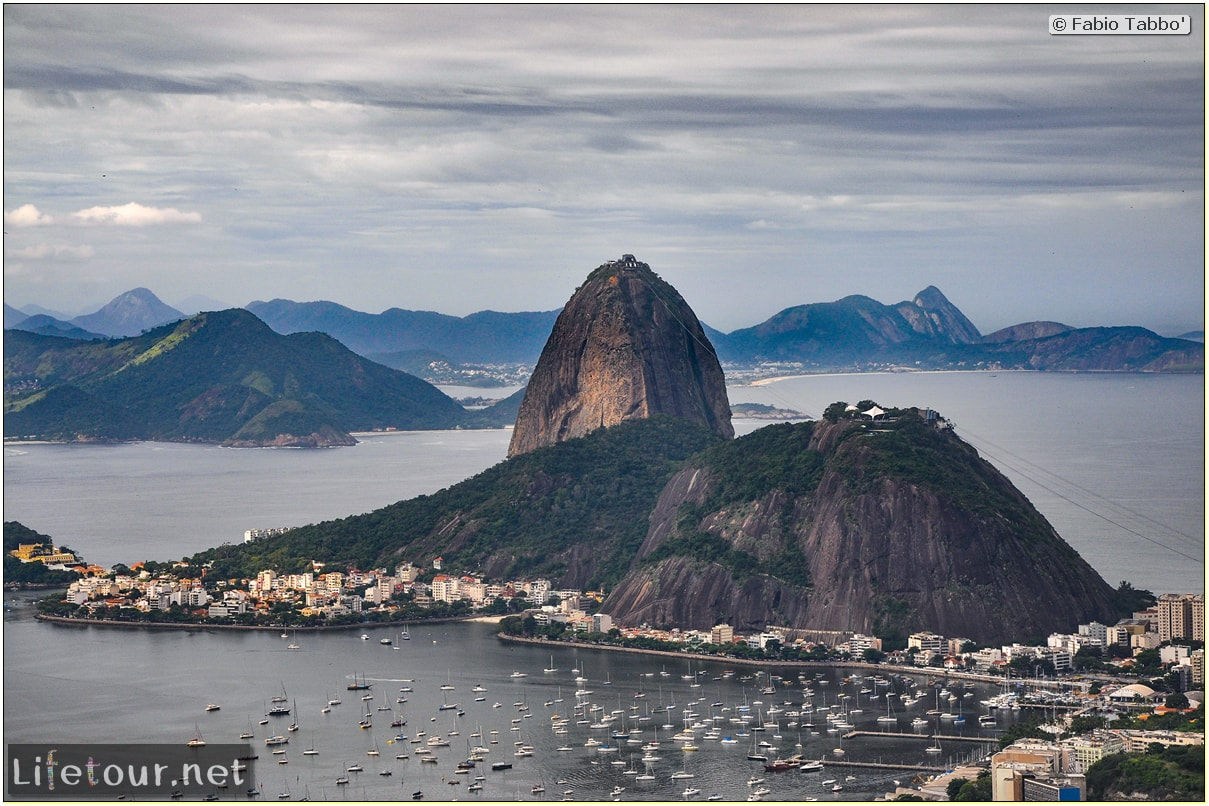 Fabio's LifeTour - Brazil (2015 April-June and October) - Rio De Janeiro - Corcovado - Level 1 - panoramic views - 3744