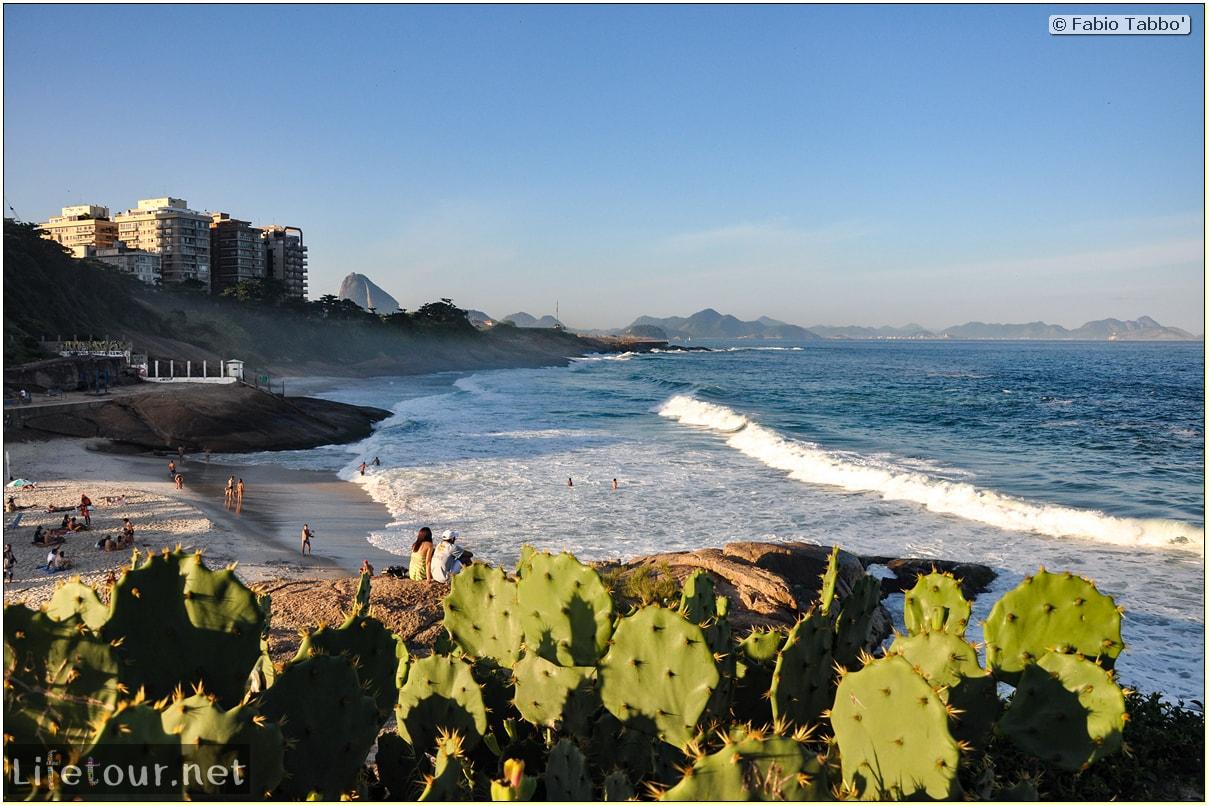 Fabio's LifeTour - Brazil (2015 April-June and October) - Rio De Janeiro - Ipanema beach - 6386