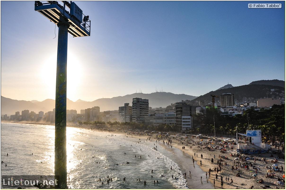 Fabio's LifeTour - Brazil (2015 April-June and October) - Rio De Janeiro - Ipanema beach - 6523