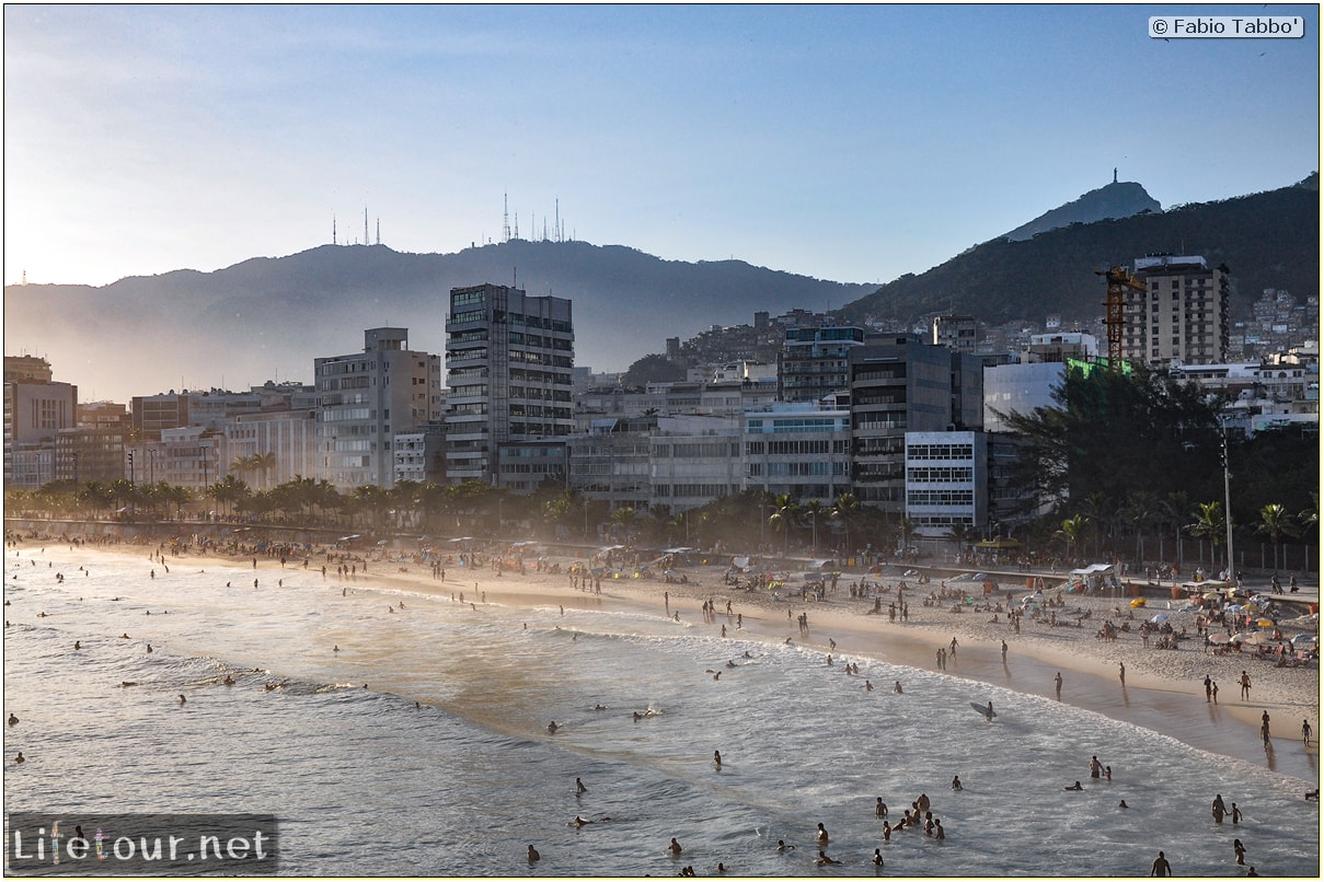 Fabio's LifeTour - Brazil (2015 April-June and October) - Rio De Janeiro - Ipanema beach - 6765