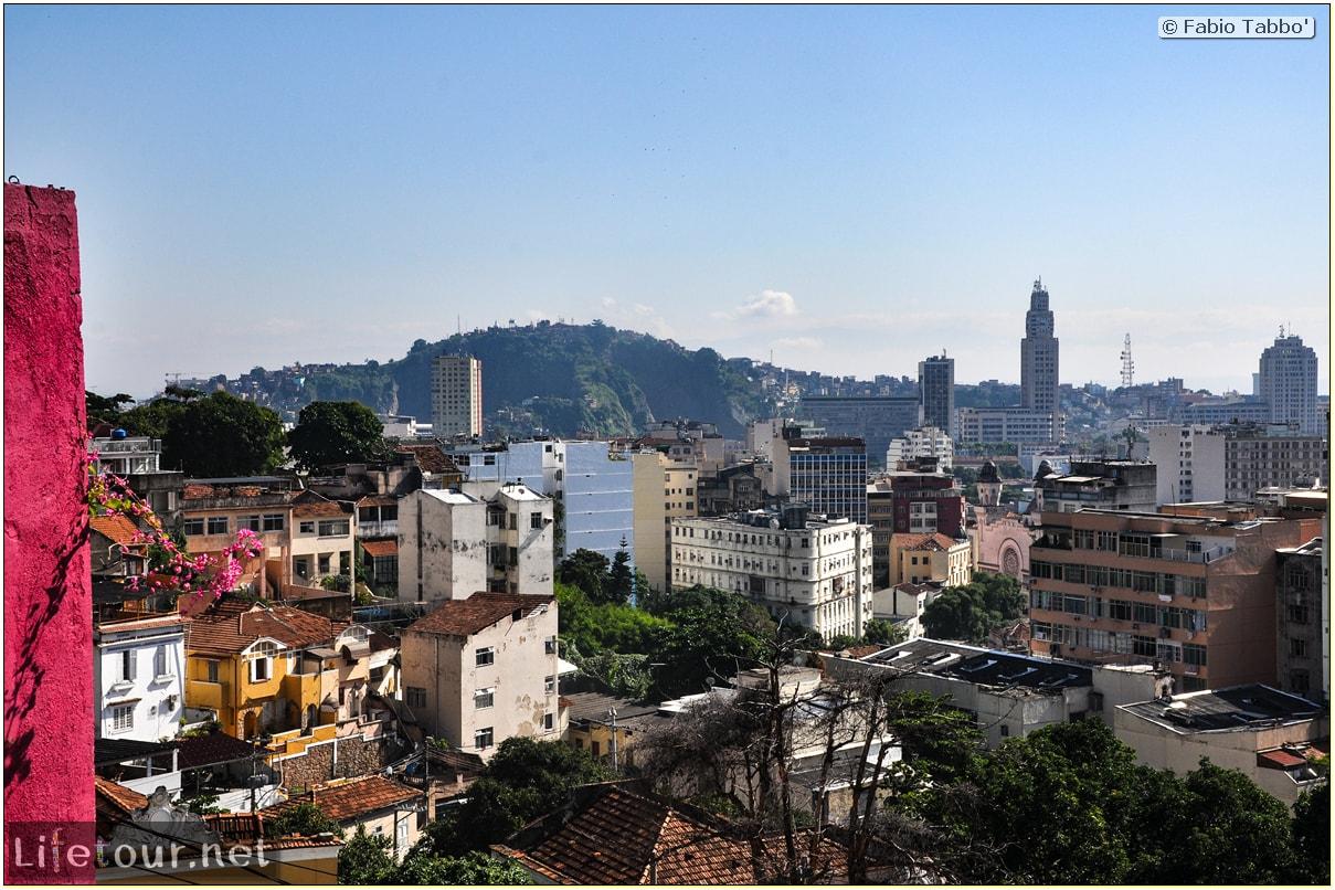 Fabio's LifeTour - Brazil (2015 April-June and October) - Rio De Janeiro - Santa Teresa - 1827
