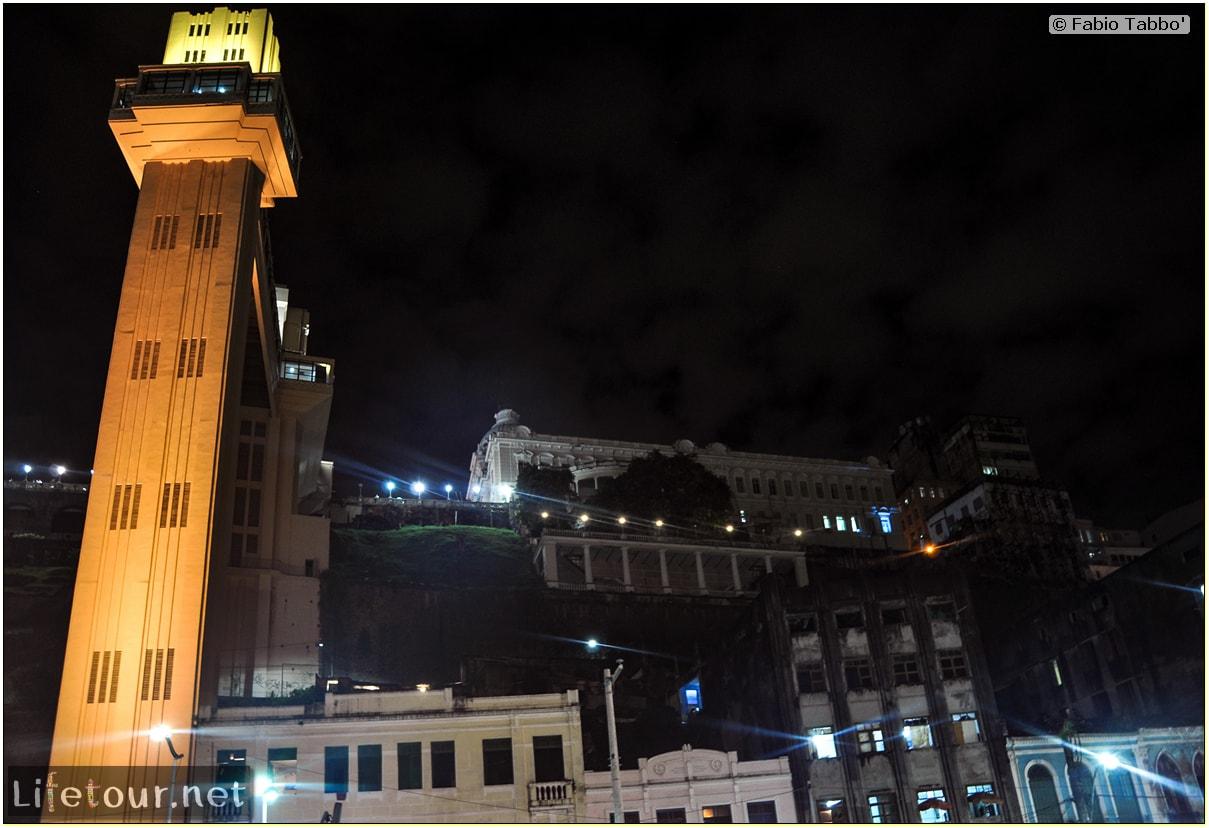 Fabio's LifeTour - Brazil (2015 April-June and October) - Salvador de Bahia - Lower city - Elevador Lacerda - 8586