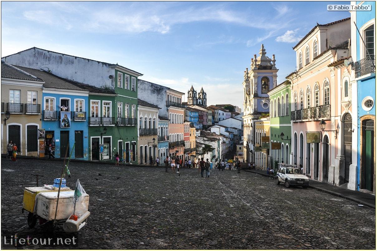 Fabio's LifeTour - Brazil (2015 April-June and October) - Salvador de Bahia - Upper city (Pelourinho) - Largo do Pelourinho - 6160