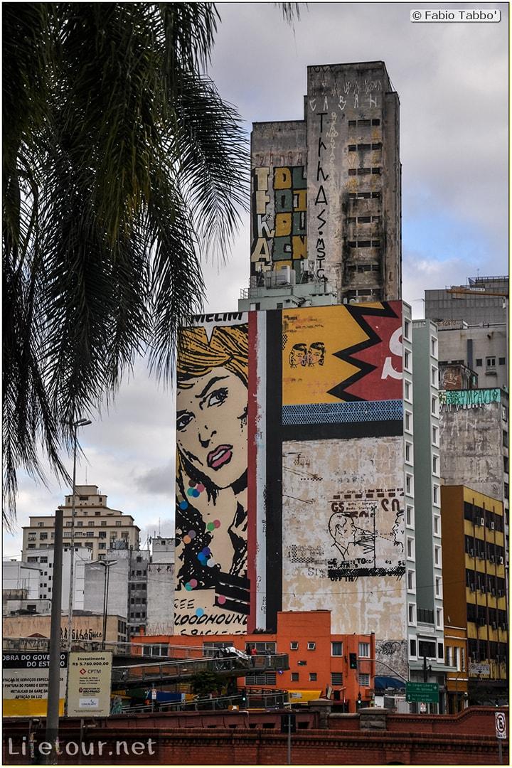 Fabio's LifeTour - Brazil (2015 April-June and October) - Sao Paulo - City Center - 5811 cover